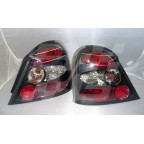 Image for Rover 75 Saloon tail light - Black Lexus style  PAIR