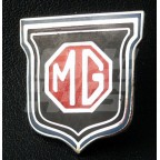 Image for MG SHIELD RED/BLACK
