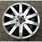 Image for Wheel 7.5J x 18 10 Spoke Alloy refurb