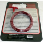 Image for 'T' RED HANDLE PULL CABLE 3 METER
